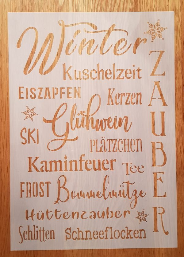 Winterzauber / Kuschelzeit