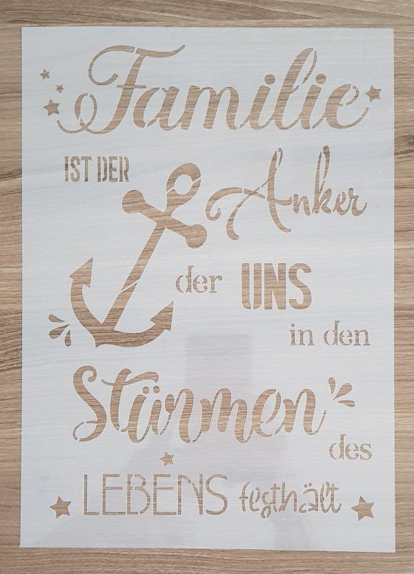 Familie / Anker