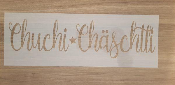 Chuchi Chäschtli