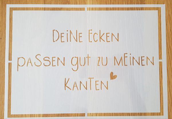 Ecken / Kanten
