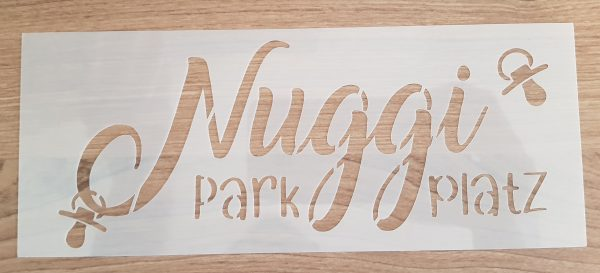 Nuggiparkplatz #1